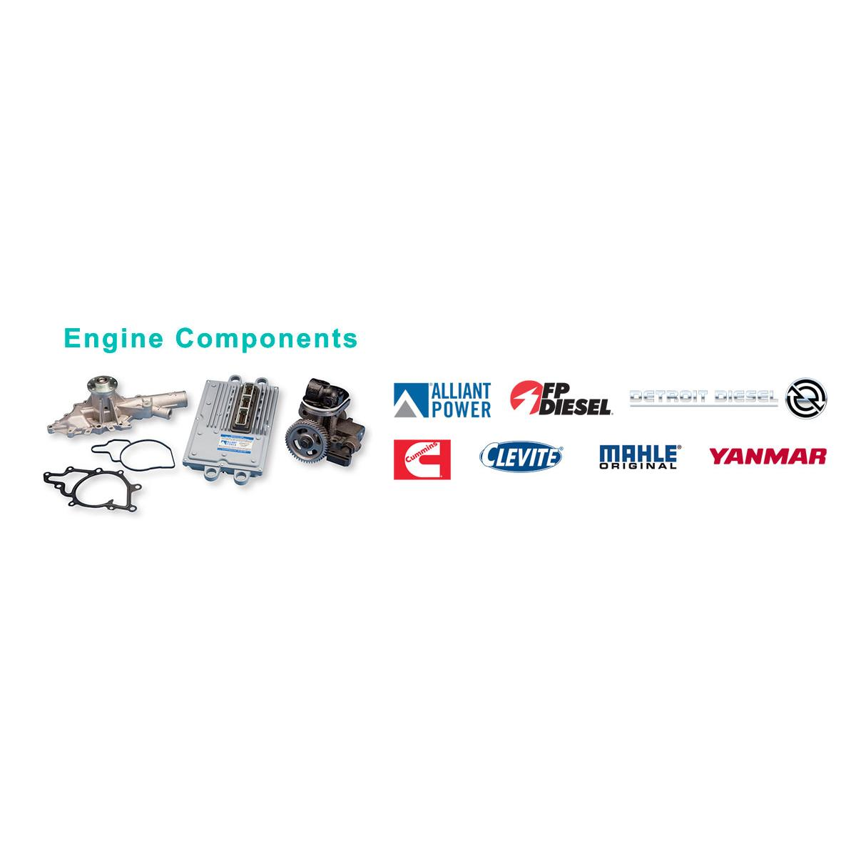 Engine Components Diesel Parts Slide