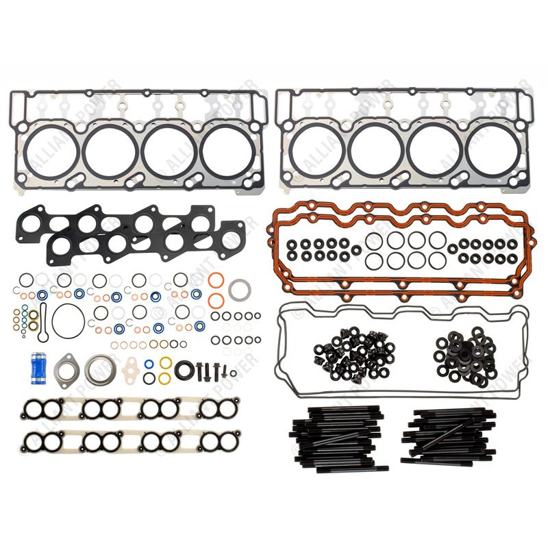 AP0043 - Head Gasket Kit w/ARP Studs - Ford 6.0L 18mm dowel