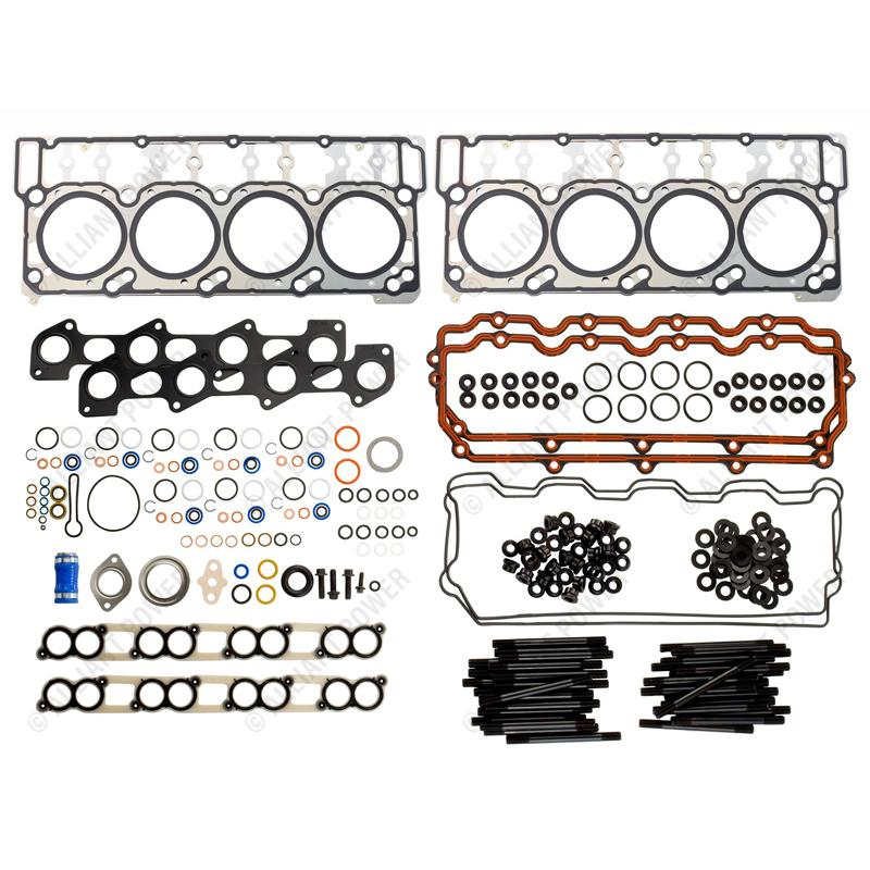 AP0044 - Head Gasket Kit w/ARP Studs - Ford 6.0L 20mm dowel